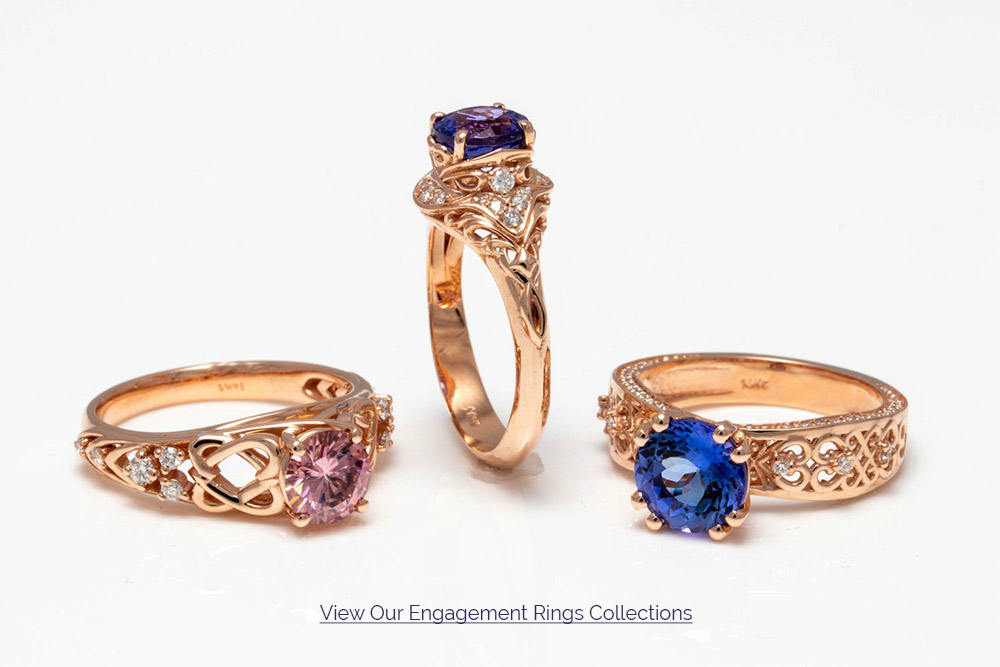 engagement rings for the modern bride
