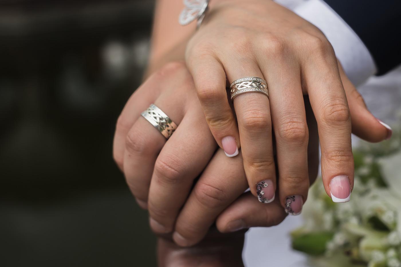 unique wedding rings camellia