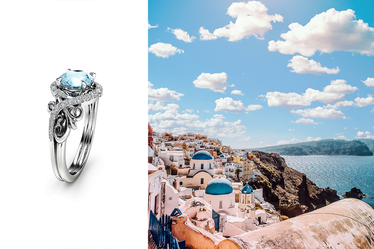https://www.camelliarts.com/product/halo-aquamarine-engagement-ring-14k-white-gold-ring-unique-gemstone-engagement-ring/