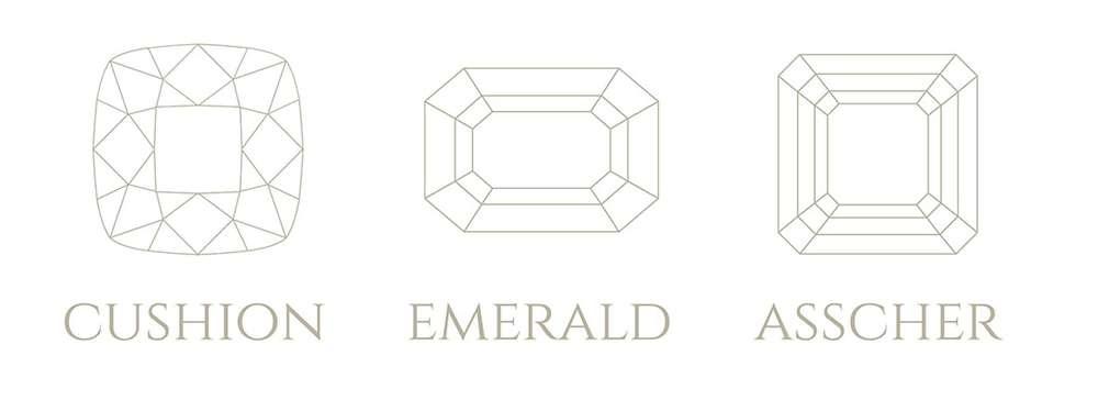diamond cuts names